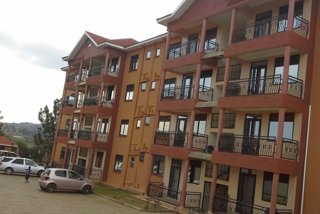Kampala central region uganda
