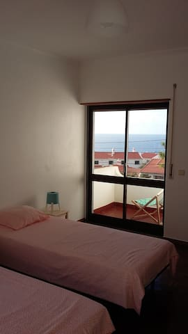 Lo SurfCamp Shared 4 persons,Balcony, ocean view