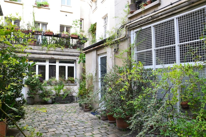Charming Room - Montorgueil / Latin Quarter