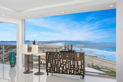 Coastal Elegance and Beach-Front Sanctuary