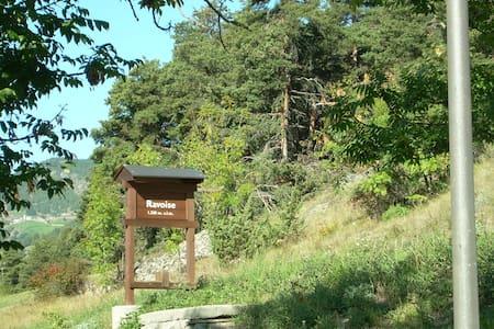 Ad amanti della Montagna 1320 metri - Saint-nicolas - Flat