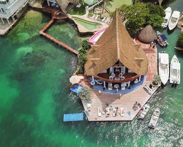 Isla Matamba,Una experiencia mágica