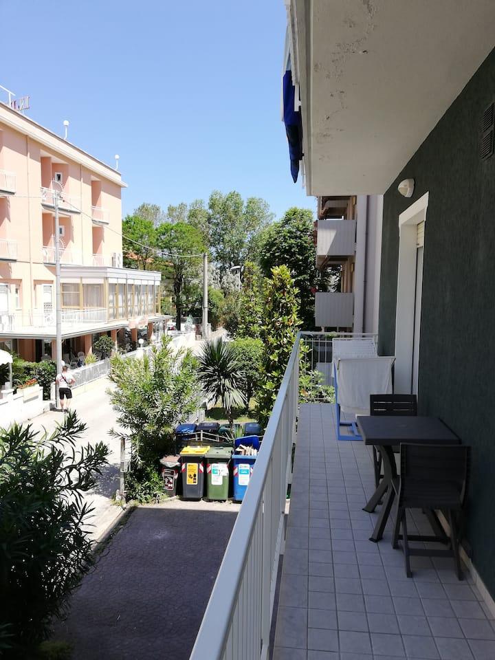 Appartamento Fabbri Lungomare Rivabella di Rimini