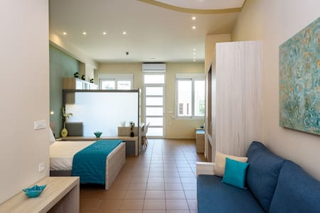 Elegant cozy studio in the heart of Platanias2
