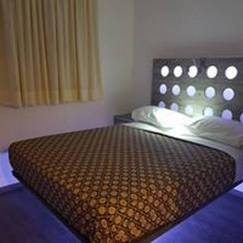 Hotel Muy, Sensaciones
