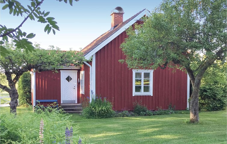 Holiday cottage with 2 bedrooms on 74m² in Vimmerby