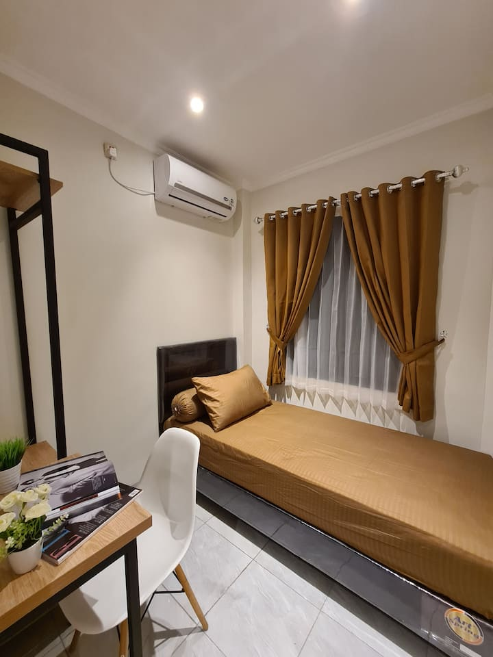 Cozy Residence near Grand Indonesia & MRT Station