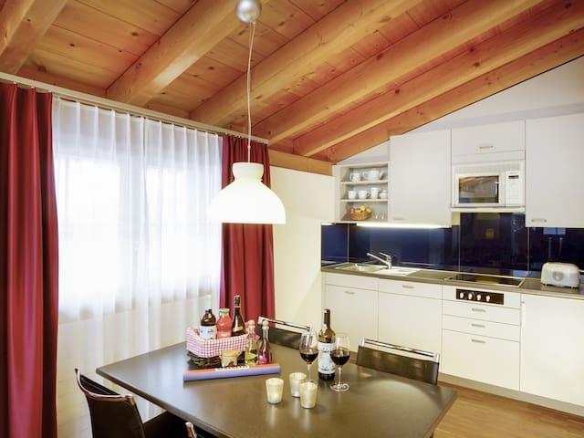 2-room apartment 44 m² Hapimag Resort Flims in Flims - Flims - Квартира