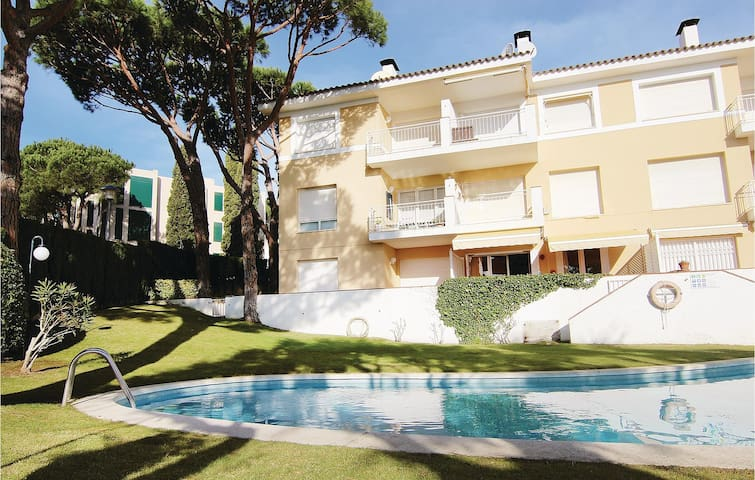 Holiday apartment with 4 bedrooms on 95m² in Calella de Palafrugell