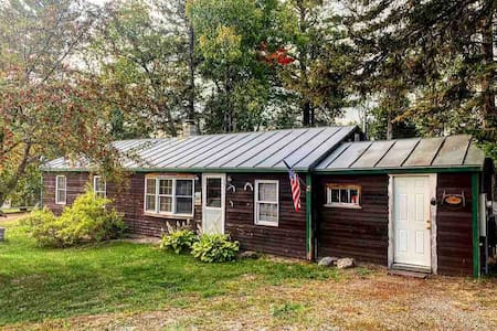 Cozy Cabin In Moxie Gore, Maine (The Forks)