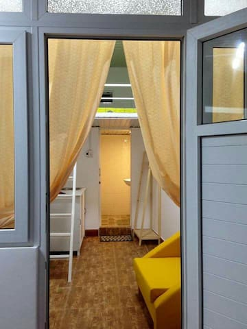 Little loft house #1