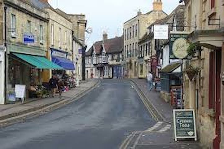 Guidebook for Winchcombe