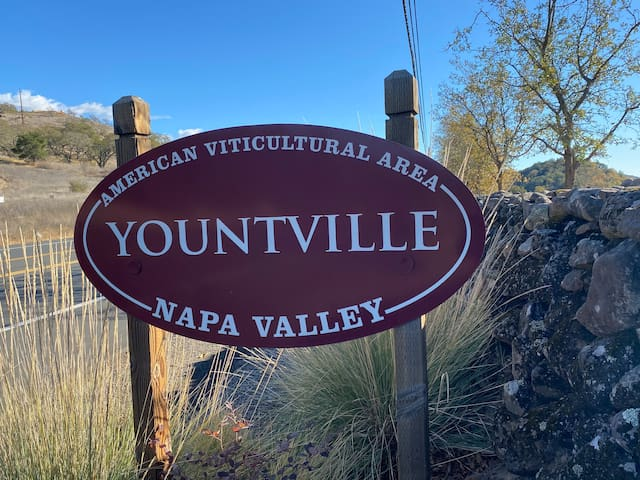 Yountville - Walk to Wineries and Restaurants