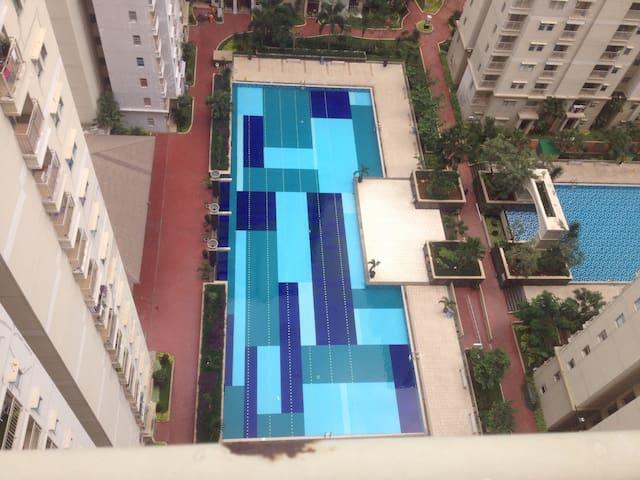 Apt, Mediterania Garden Residence 2 - Grogol Petamburan - Apartament