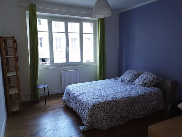 Chambres colocation 15 m 2