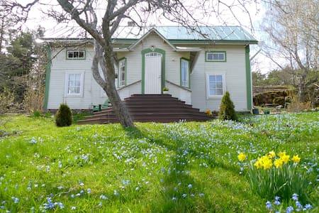 Charming old house on Åland! - Geta
