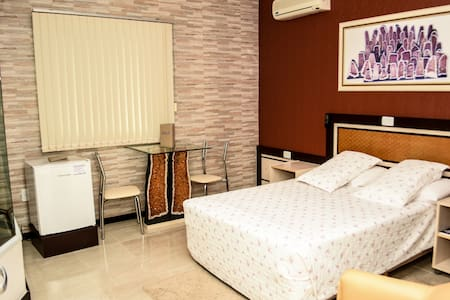 Apartamento Místico Jaspe Vermelho