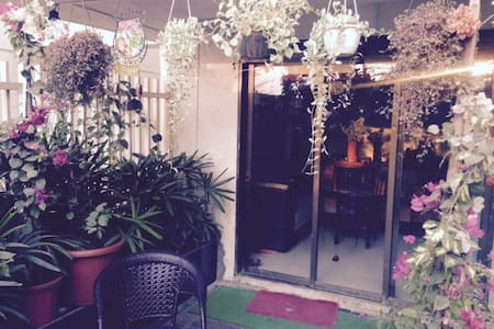 Cheerful 2BHK Garden Residence in Thane West :) - Thane - House