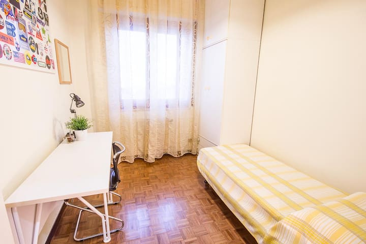 B&B Sakura single room Panda - Chieti - Aamiaismajoitus