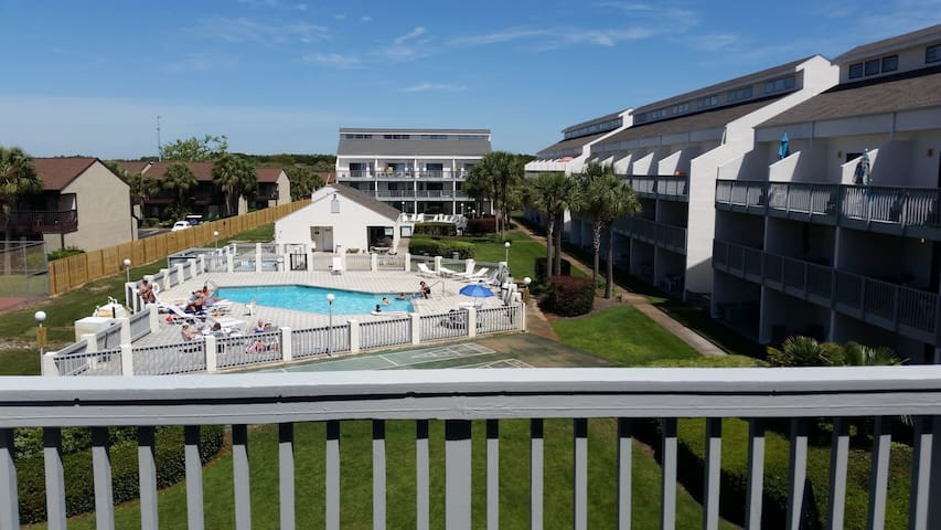Condo on beautiful Gulf Coast/PCB