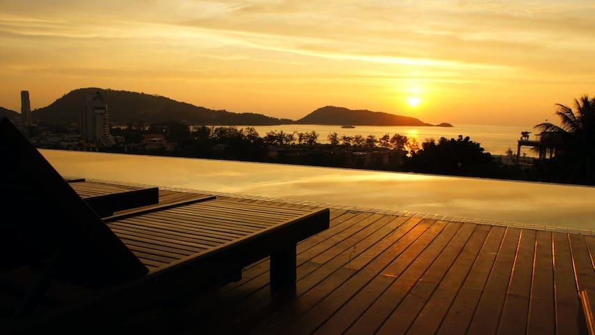 Studio in Patong Beach - Patong - Huoneisto
