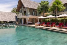 Avasara Residence at Panacea Retreat - Happiness is a day at the pool