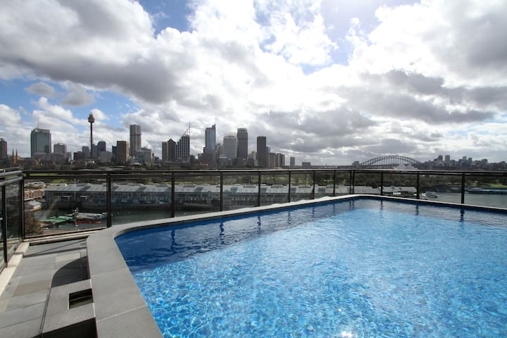 Amazing iconic Sydney views in the best location.