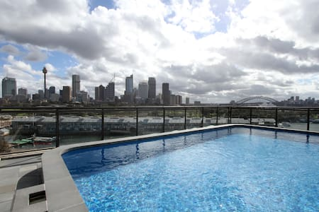Amazing iconic Sydney views in the best location. - Potts Point - Apartment