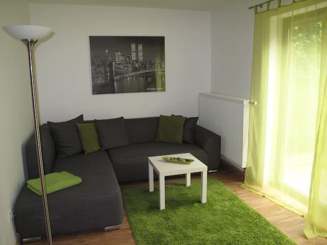 Moderne  neuwertige Wohnung  - Ginsheim-Gustavsburg - Wohnung