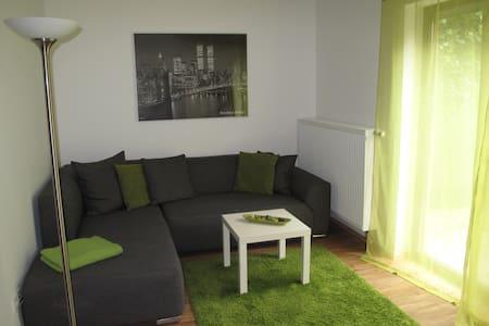 Moderne  neuwertige Wohnung  - Ginsheim-Gustavsburg - Apartamento