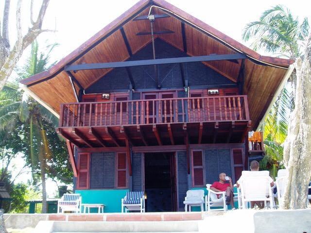 Nuestra Casa de Huéspedes frente al Mar