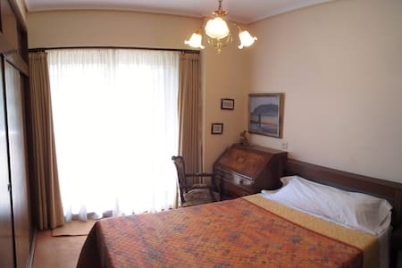 Double room with bathroom & parking - Apartment