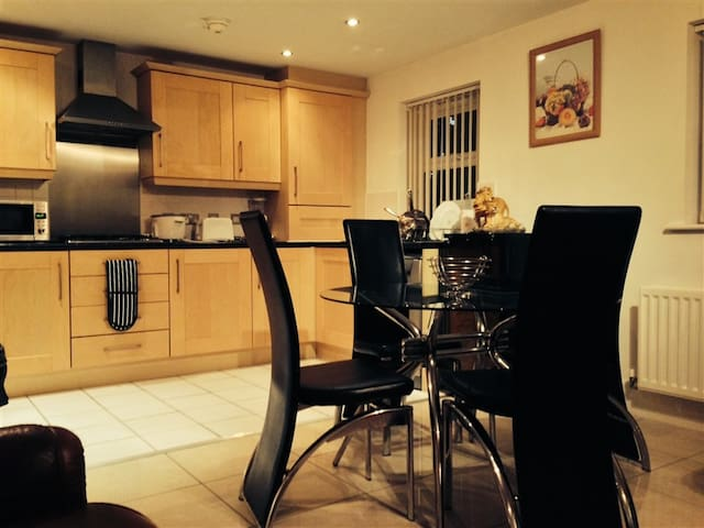Worsley Apartment - Worsley - Apartemen