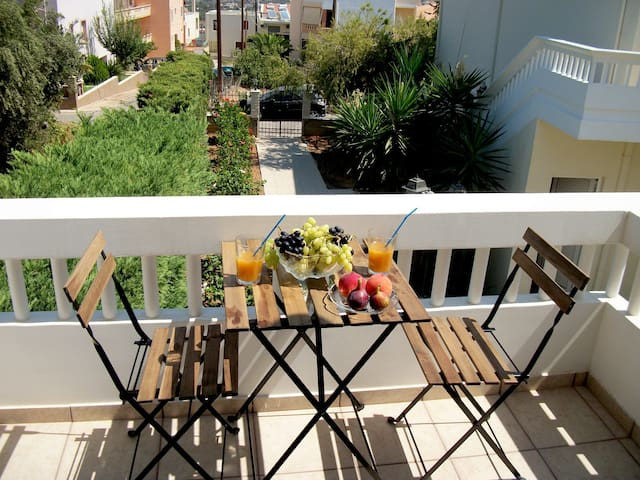Cosy Apartment in Chania, near Airport! - Kounoupidiana - Wohnung