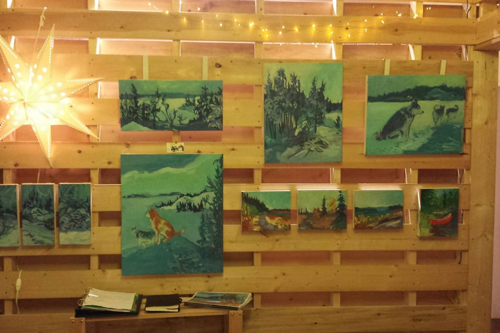 Northern art for sale!