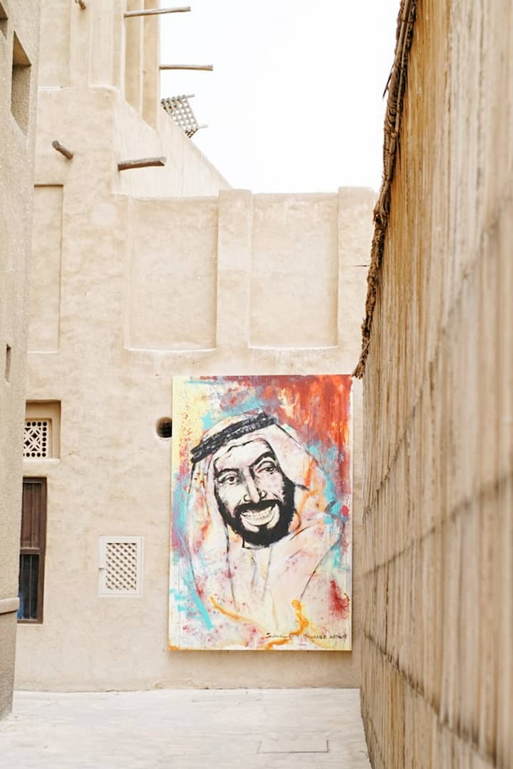 Al Fahidi historical neighbor hood
