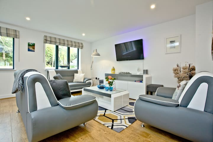 Isambards Retreat, Lostwithiel - A stunning home in a great location