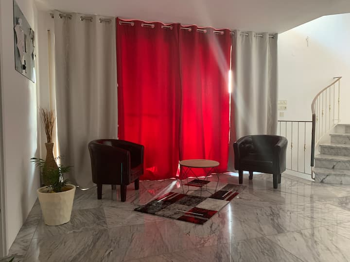 Individuelle und repräsentative Villa mit Stil