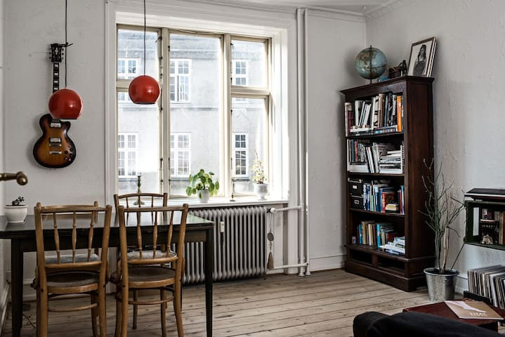 3 room apartment in lovely Nørrebro