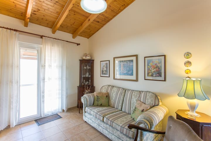 Bright Sunny Room #2 With Sea View - Laurium - Haus