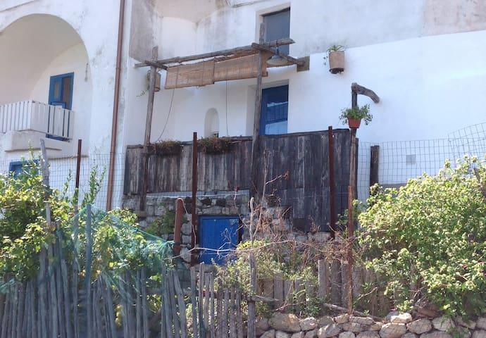 La casa sul sentiero di Ieranto - Nerano - Haus