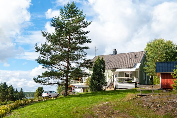 Cozy room for 2+1 p. in Archipelago - Lillandet,  Nagu