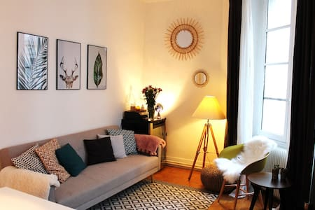 Charming and typical Parisian flat - Париж