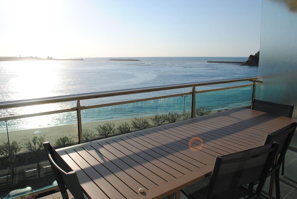 Magnifique vue sur la baie appartements louer saint - Chambre d hote saint jean de luz pas cher ...