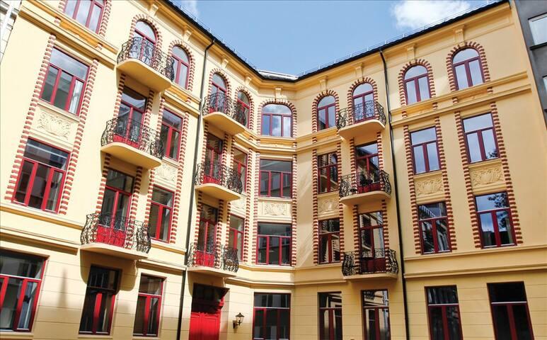 FrognerHouseApartments/Parkveien62c - Oslo - Apartment