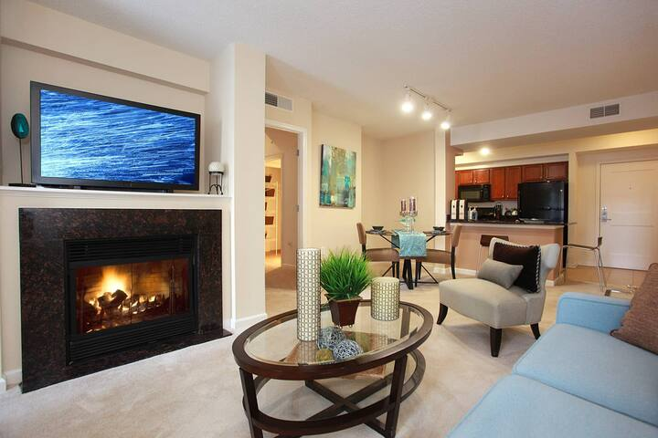 Cozy apartment for you   3BR in Washington