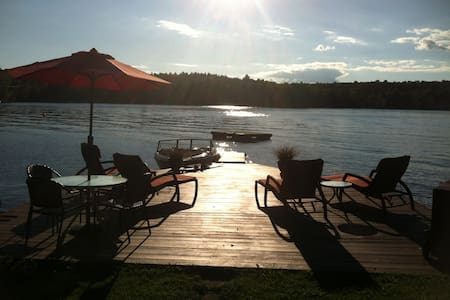 Chenango Lakeside Cottage - Norwich