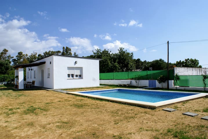 Fabulous villa for six with private pool