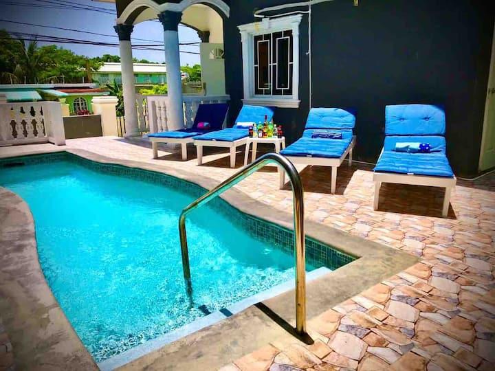 Tryall Gardens: Private Villa/ Pool /3 bd/3 ba!