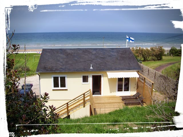 SEASIDE HOME - Normandy - Vierville-sur-Mer - Rumah